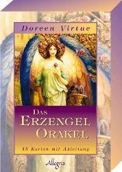 Das Erzengel-Orakel, 45 Karten - Doreen Virtue |