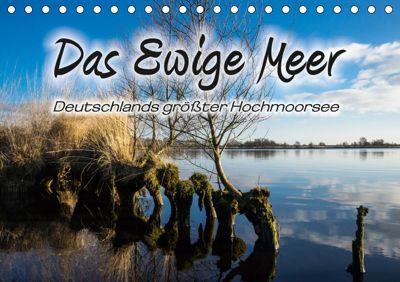Das Ewige Meer (Tischkalender 2019 DIN A5 quer), Hardy Dreegmeyer
