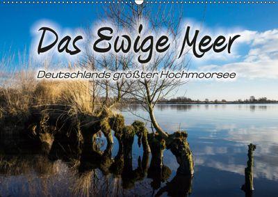 Das Ewige Meer (Wandkalender 2019 DIN A2 quer), Hardy Dreegmeyer