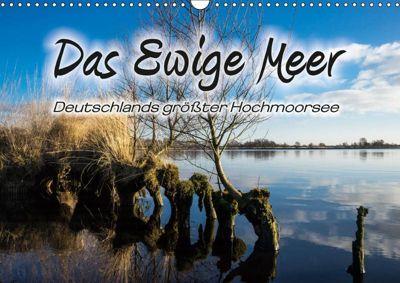 Das Ewige Meer (Wandkalender 2019 DIN A3 quer), Hardy Dreegmeyer