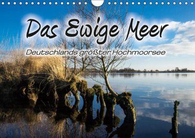 Das Ewige Meer (Wandkalender 2019 DIN A4 quer), Hardy Dreegmeyer