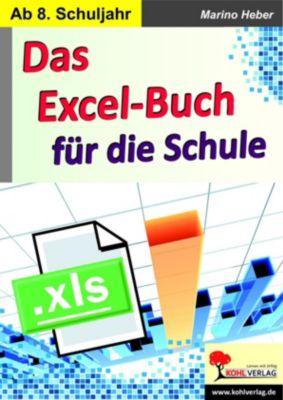 Das Excel-Buch für die Schule, Marino Heber