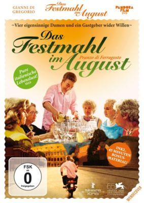 Das Festmahl im August, Gianni di Gregorio