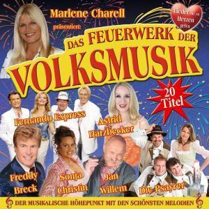 Das Feuerwerk der Volksmusik, Diverse Interpreten