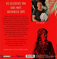 Das Flimmern der Wahrheit über der Wüste, 2 MP3-CDs - Produktdetailbild 1