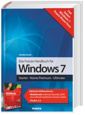 Das Franzis Handbuch für Windows 7, inklusive CD-ROM, Christian Immler