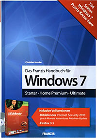 Das Franzis Handbuch für Windows 7, inklusive CD-ROM - Produktdetailbild 1