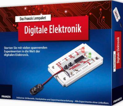Das Franzis Lernpaket Digitale Elektronik - Burkhard Kainka |