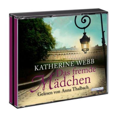 Das fremde Mädchen, 6 Audio-CDs, Katherine Webb