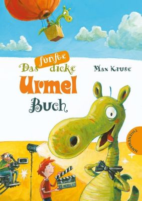 Das fünfte dicke Urmel-Buch, Max Kruse