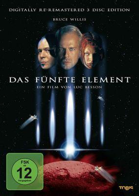 Das fünfte Element, Luc Besson