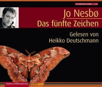 Das fünfte Zeichen, 6 Audio-CDs, Jo Nesbo