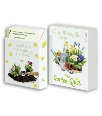 Das Gartenquiz (Spiel) -  pdf epub
