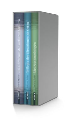 Das Gedächtnis der Wellen / La memoria delle onde, 3 Bde. - Gerhard Kofler |