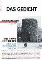 Das Gedicht: Nr.7 Herbst 1999 bis Sommer 2000 - Anton G. Leitner pdf epub