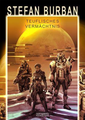 Das gefallene Imperium: Das gefallene Imperium 3: Teuflisches Vermächtnis, Stefan Burban