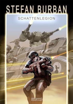 Das gefallene Imperium: Das gefallene Imperium 4: Schattenlegion, Stefan Burban
