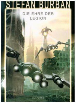 Das gefallene Imperium - Die Ehre der Legion - Stefan Burban |
