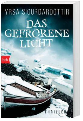 Das gefrorene Licht, Yrsa Sigurdardóttir