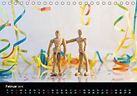 Das geheime Leben der Modellpuppen (Tischkalender 2019 DIN A5 quer) - Produktdetailbild 2