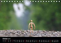 Das geheime Leben der Modellpuppen (Tischkalender 2019 DIN A5 quer) - Produktdetailbild 10