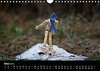 Das geheime Leben der Modellpuppen (Wandkalender 2019 DIN A4 quer) - Produktdetailbild 3