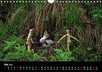 Das geheime Leben der Modellpuppen (Wandkalender 2019 DIN A4 quer) - Produktdetailbild 5