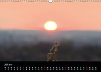Das geheime Leben der Modellpuppen (Wandkalender 2019 DIN A3 quer) - Produktdetailbild 7