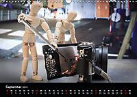 Das geheime Leben der Modellpuppen (Wandkalender 2019 DIN A3 quer) - Produktdetailbild 9