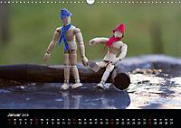 Das geheime Leben der Modellpuppen (Wandkalender 2019 DIN A3 quer) - Produktdetailbild 1