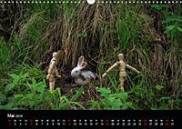 Das geheime Leben der Modellpuppen (Wandkalender 2019 DIN A3 quer) - Produktdetailbild 5