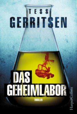Das Geheimlabor, Tess Gerritsen