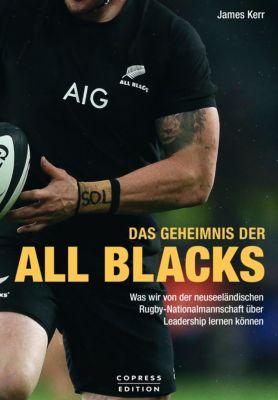 Das Geheimnis der All Blacks, James Kerr