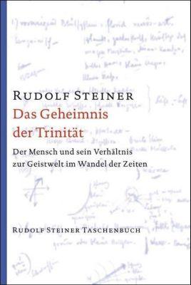 Das Geheimnis der Trinität, Rudolf Steiner