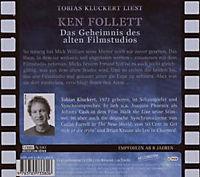 Das Geheimnis des alten Filmstudios, 2 Audio-CDs - Produktdetailbild 1