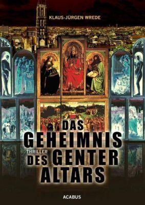 Das Geheimnis des Genter Altars, Klaus-jürgen Wrede