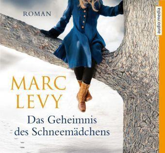Das Geheimnis des Schneemädchens, 6 Audio-CDs, Marc Levy