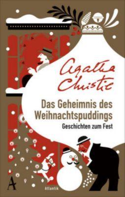 Das Geheimnis des Weihnachtspuddings, Agatha Christie