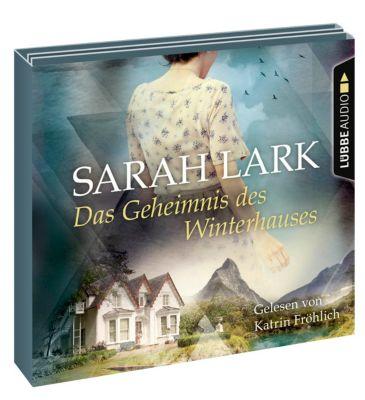Das Geheimnis des Winterhauses, 6 Audio-CDs, Sarah Lark