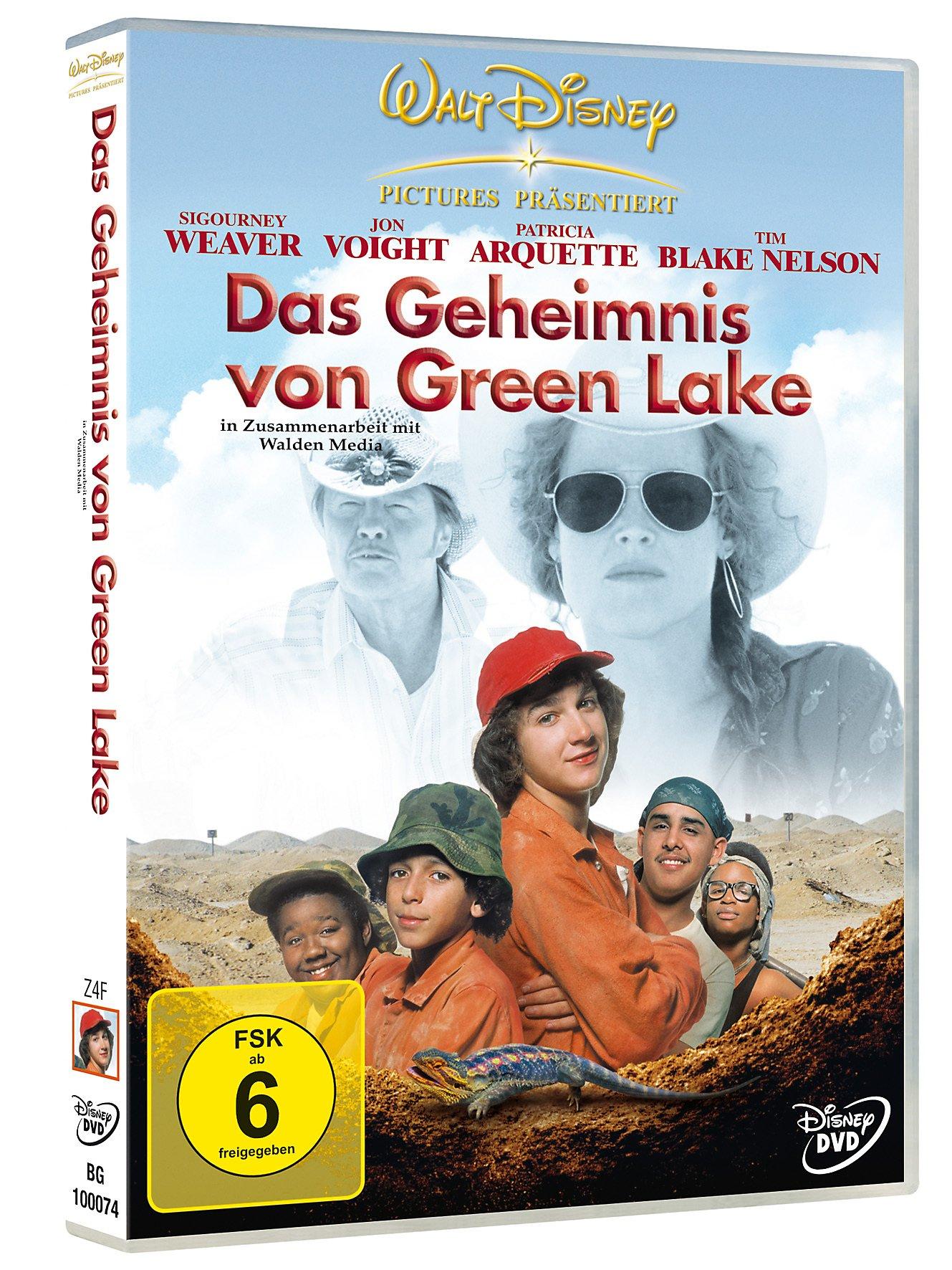 Das Geheimnis Von Green Lake Stream