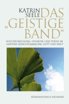 Das 'Geistige Band', Katrin Seele