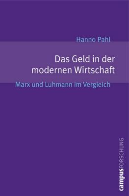 Das Geld in der modernen Wirtschaft, Hanno Pahl
