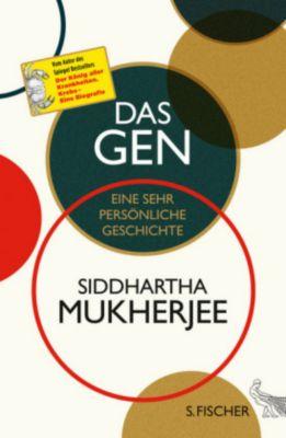 Das Gen, Siddhartha Mukherjee