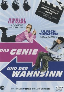 Das Genie und der Wahnsinn, Anders Thomas Jensen