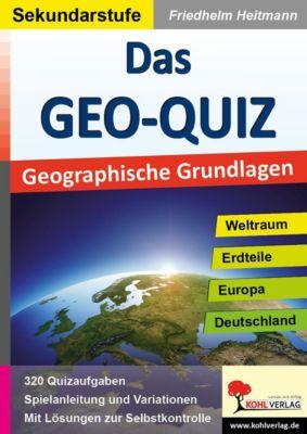 Das GEO-QUIZ, Friedhelm Heitmann