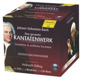 Das Gesamte Kantatenwerk, Johann Sebastian Bach