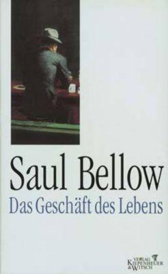 Das Geschäft des Lebens, Saul Bellow