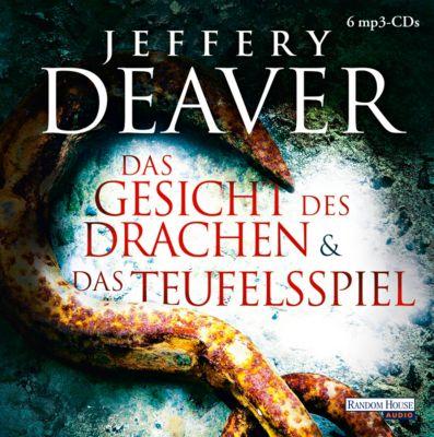 Das Gesicht des Drachen & Das Teufelsspiel, 6mp3-CDs - Jeff ery Deaver |