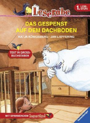 Das Gespenst auf dem Dachboden, Katja Königsberg, Jan Lieffering