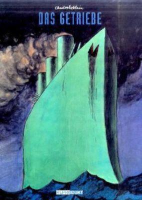 Das Getriebe, Christophe Blain